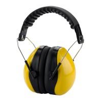 אוזניות מגן צהובות