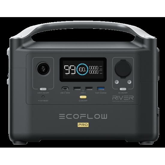 תחנת כוח ניידת RIVER 600 PRO