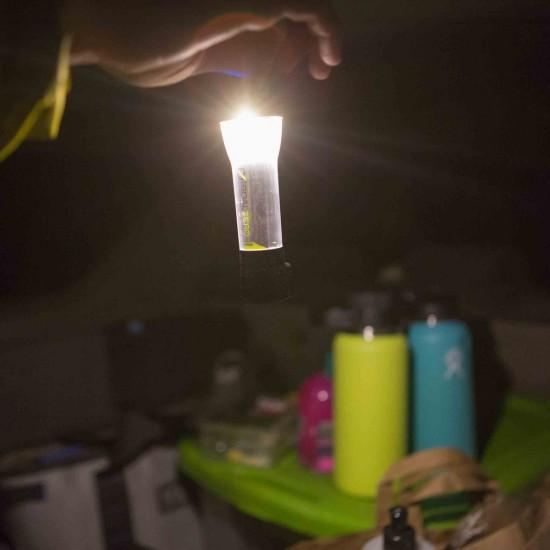 פנס + עששית + סוללת גיבוי LIGHTHOUSE MICRO CHARGE