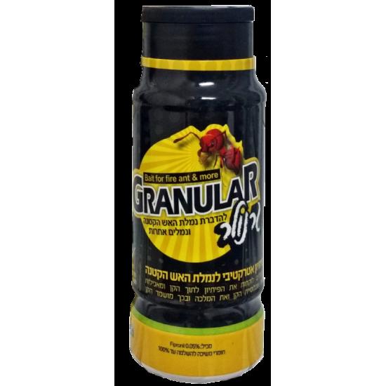 גרנולר - חומר גרנולרי להדברת נמלים