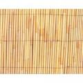 גדר במבוק וטרסות עץ